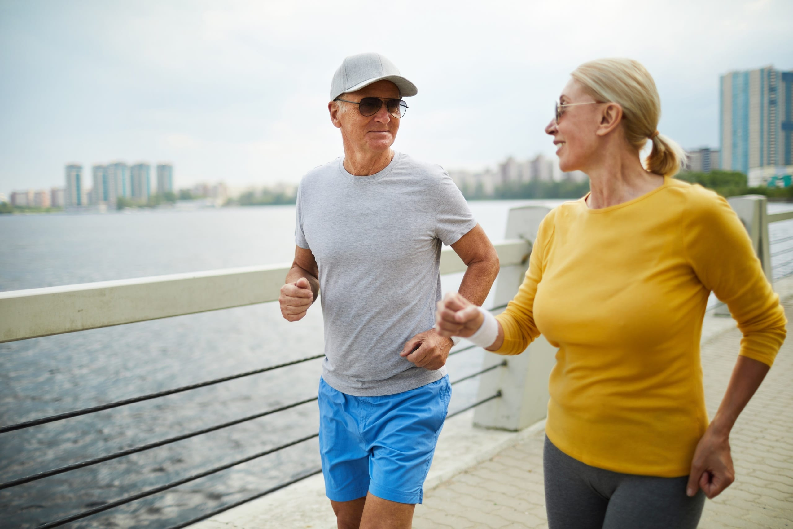 aerobic exercise protects liver